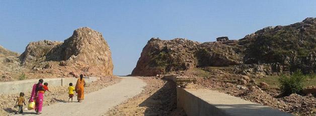 dashrat-manjhi-road
