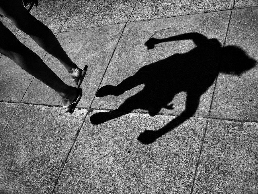 sombra voar