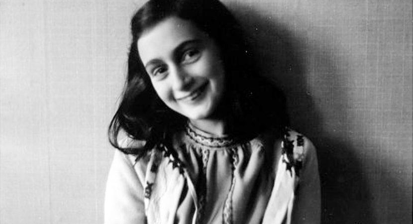 A Energia Amorosa Das Frases De Anne Frank