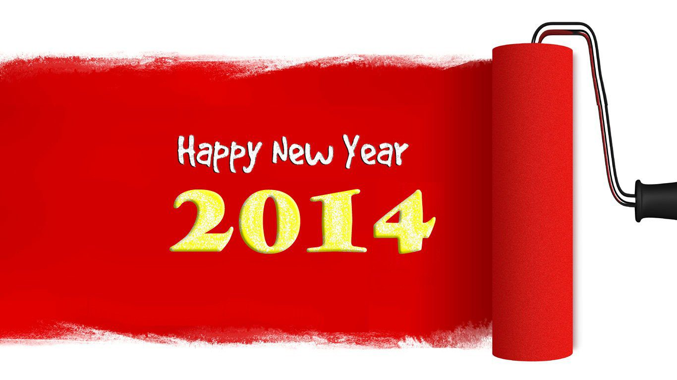 Beautiful Happy New Year 2014 HD Wallpapers by techblogstop 23