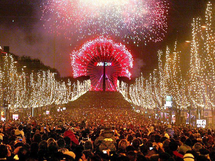 Comemoracoes de ano novo pelo mundo 5 Cultura Inglesa Ce