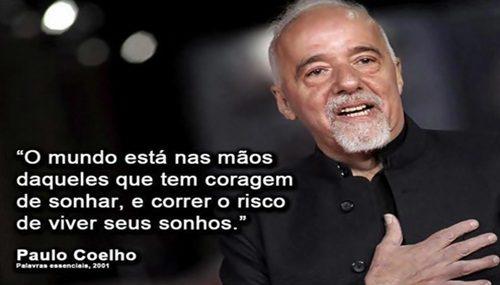 Top 10 Frases Paulo Coelho