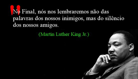 Top 10 Frases Martin Luther King