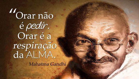 Royalty livre Frases De Mahatma Gandhi Sobre O Amor
