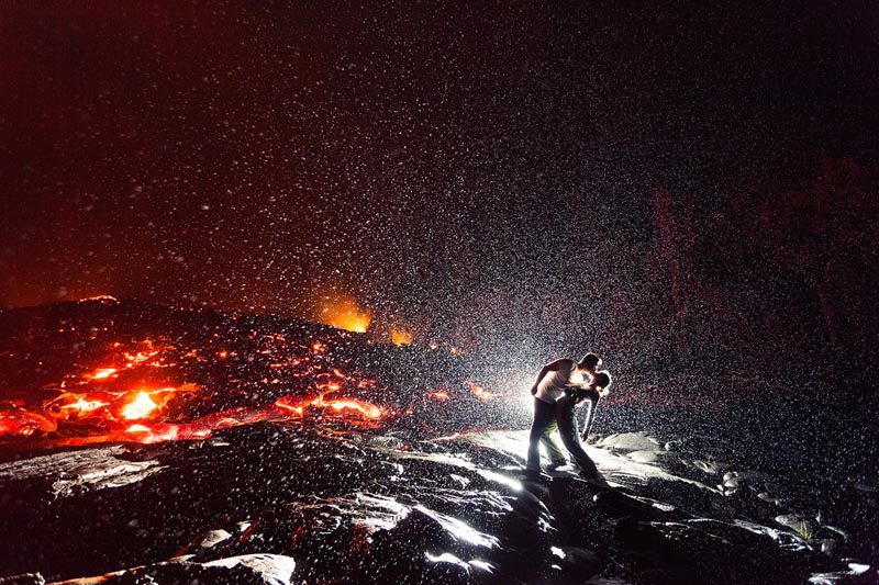 hottest-kiss-ever-kiss-dip-in-front-of-volcano