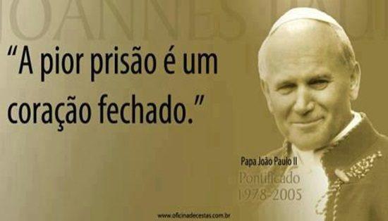 Top 10 Frases João Paulo Ii