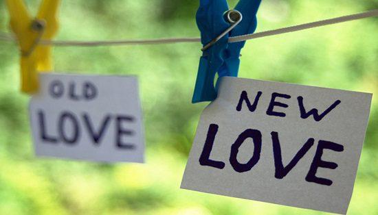 new love old love
