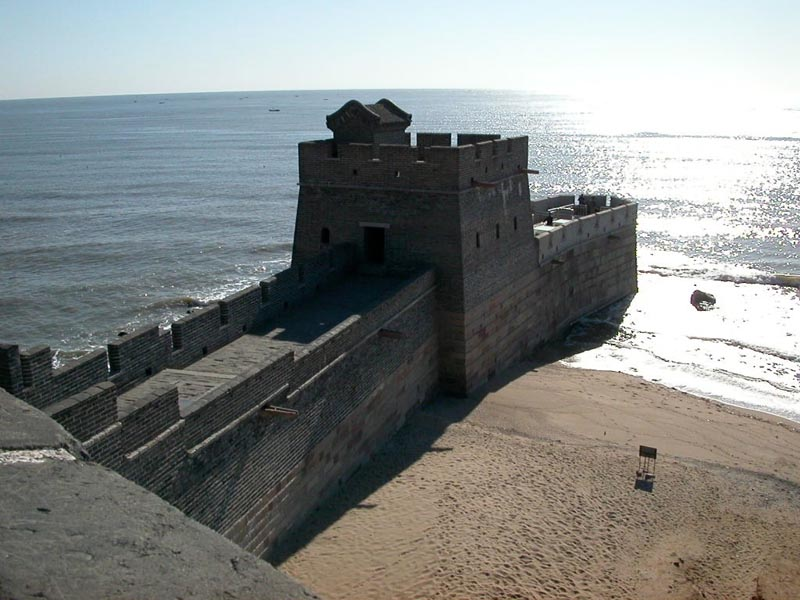 where-the-great-wall-ends-at-sea-shanhai-pass-shanhaiguan