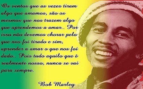 Top 10 Frases Bob Marley
