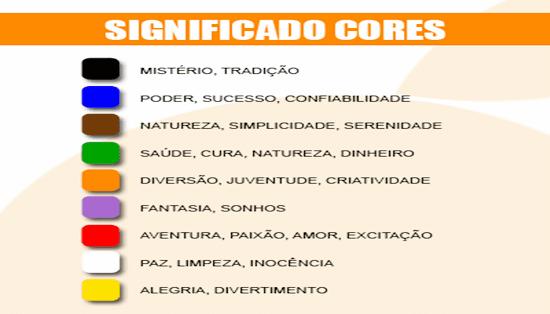 significado cores português.cores