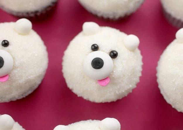 Este urso polar.