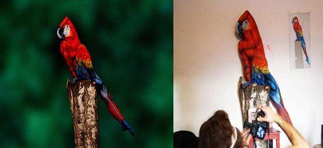 parrot-optical-illusion-body-art-johannes-stoetter-e1395409025245