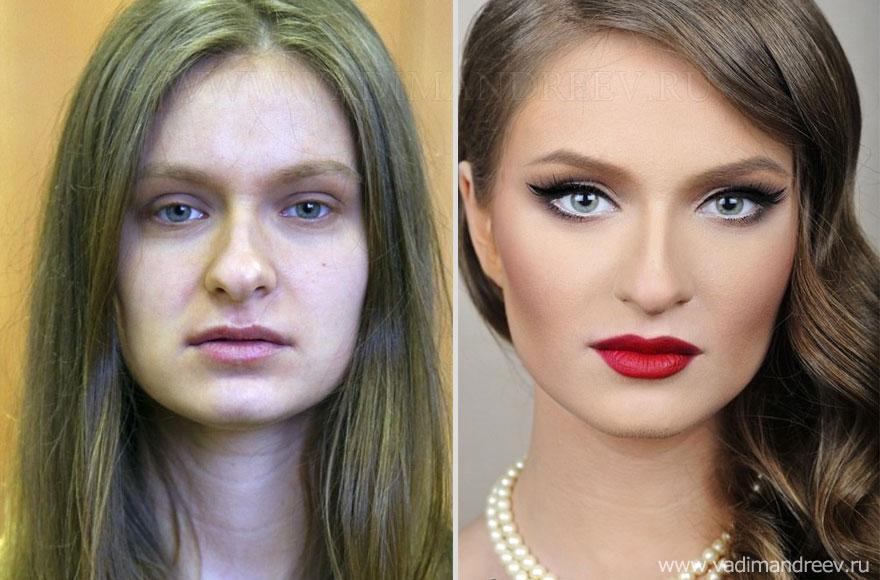 Maquiagem Vadim Andreev 10