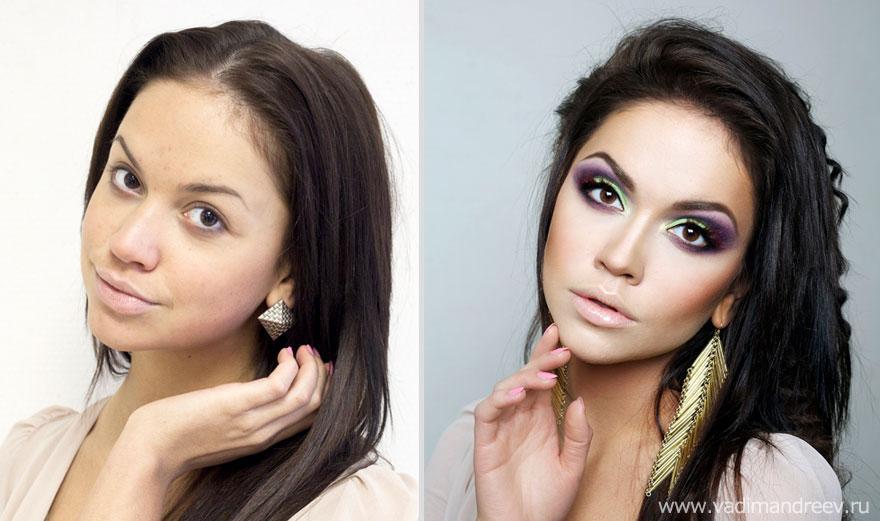 Maquiagem Vadim Andreev 17