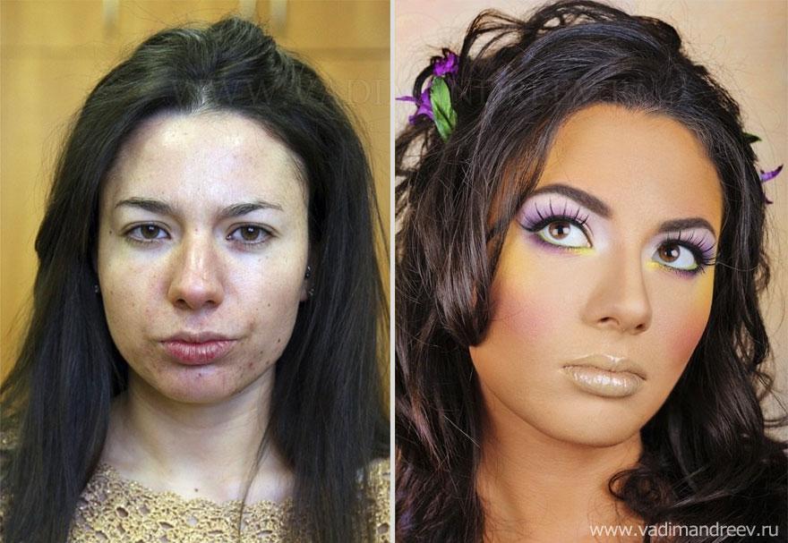 Maquiagem Vadim Andreev 5