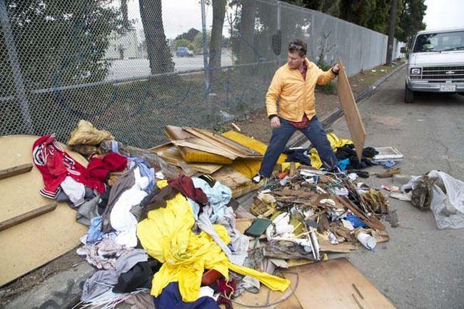 Artista do Lixo (1)