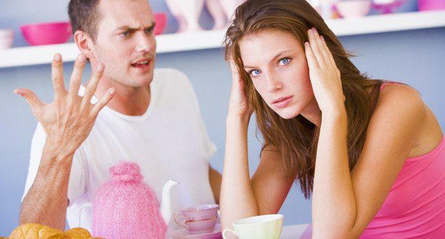 brigas comuns casais