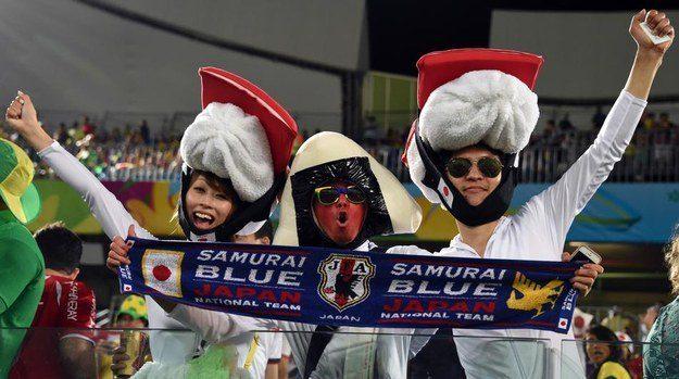 1° lugar: Japão - chapéus de sushi.