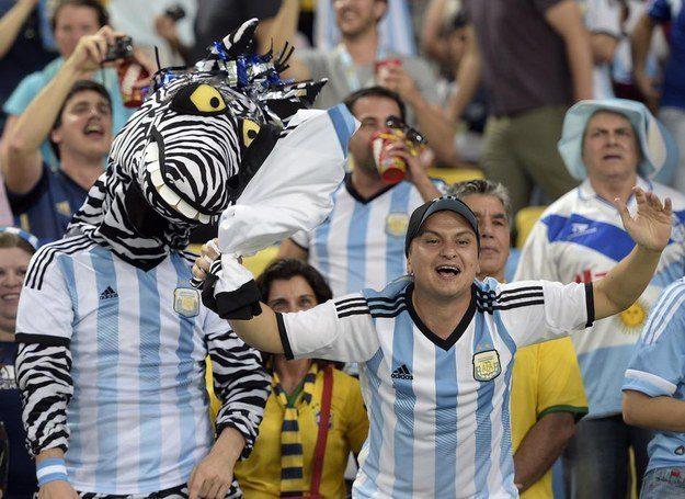 6° lugar: esta zebra argentina charmosa.