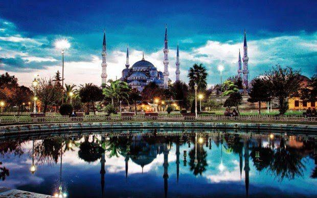 1 Istambul Turquia 2