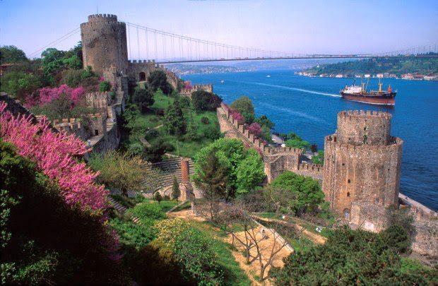 # 1 - Istambul, Turquia 3