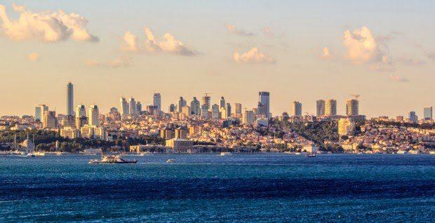 # 1 - Istambul, Turquia