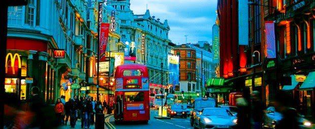 # 3 - Londres, Reino Unido 3