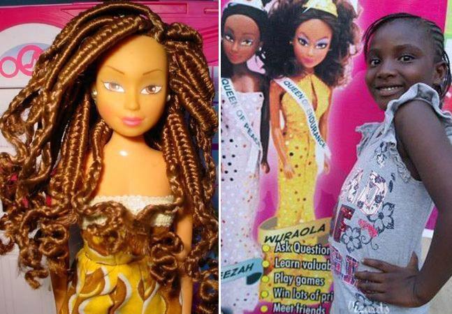africa dolls destaque