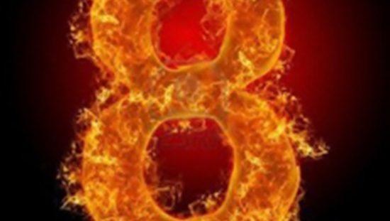 Numerologia – 8 é o número de 2015 2