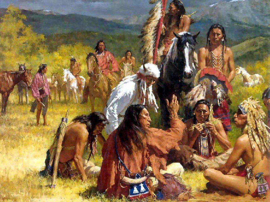 Codigo De Etica Dos Indios Norte Americanos