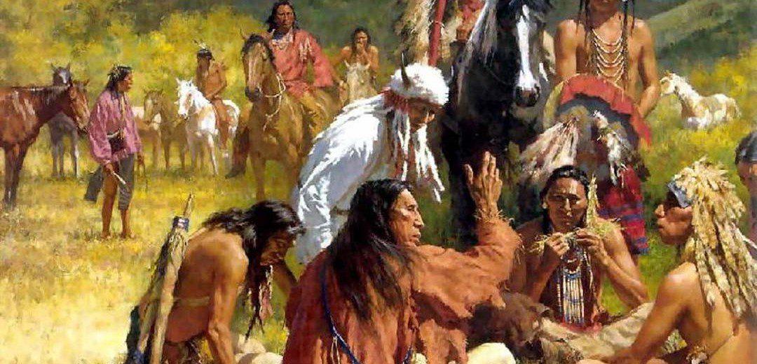 indios nativo americano