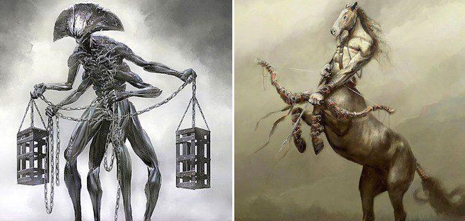 zodiaco monstros dest