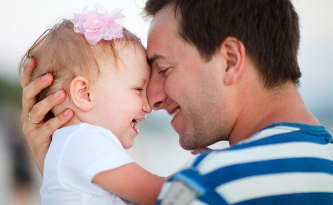10 sinais de que ele sera um bom pai