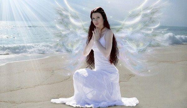 401782 angel woman p
