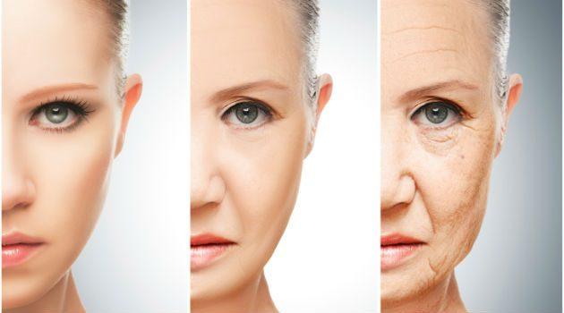 como evitar envelhecimento