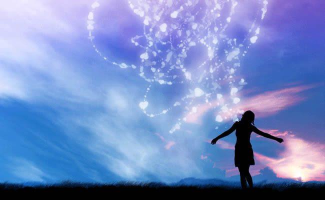 atração espiritual