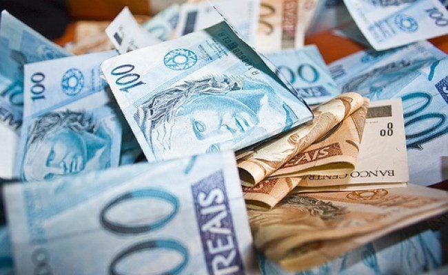 reais dinheiro money