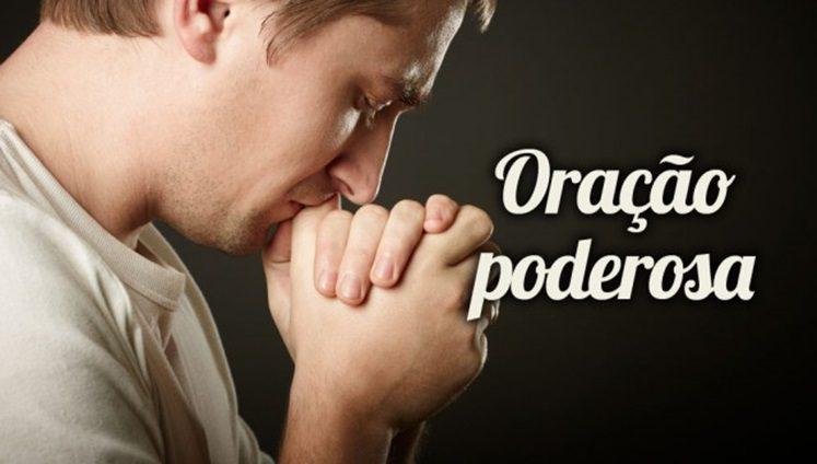 oração poderosa