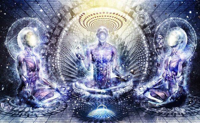 12 manifestações de uma vibração