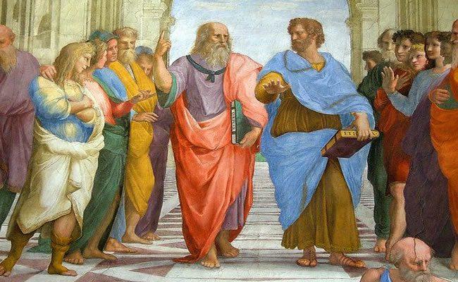 adultoa amizade segundo os gregos