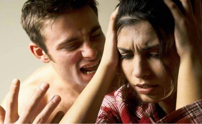 características psicológicas do agressor