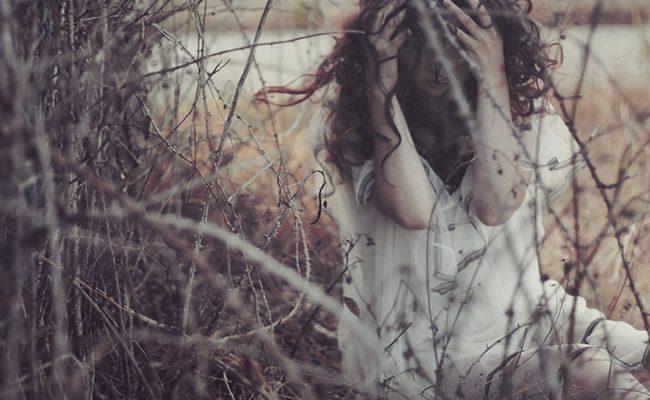 não deixe que suas feridas te tornem alguém