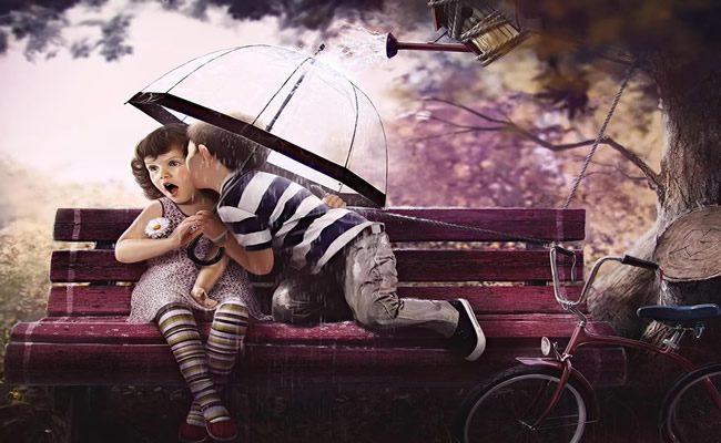 por mais beijos roubados e corações mantidos