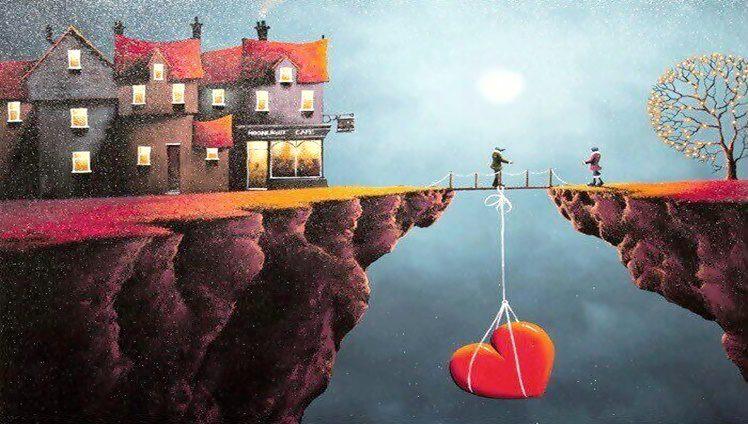 Faça com que o seu amor valha a alegria e não a pena