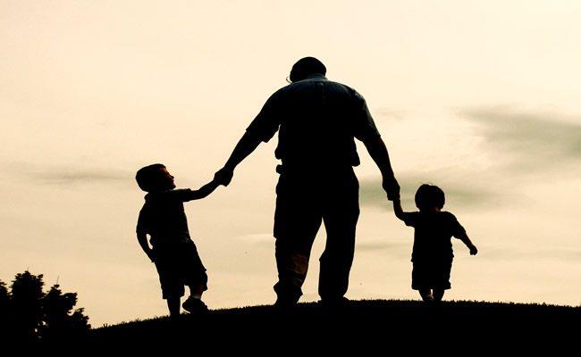 curar as feridas de um pai ausente