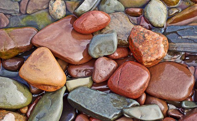 escolha a pedra certa para