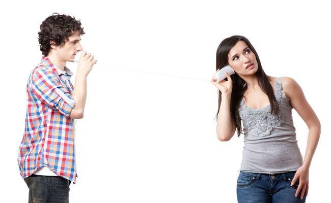 a falta de comunicação pode levar