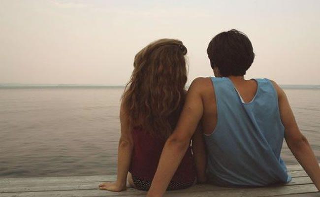 com você eu sosseguei