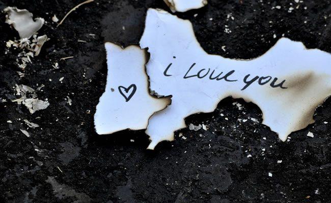 deixar de amar nem sempre é uma opção e muito