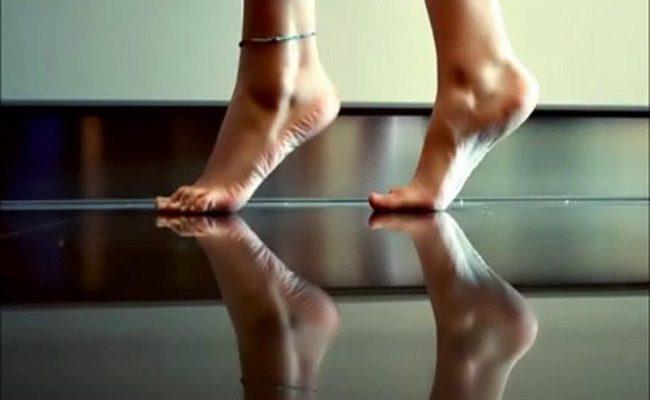 os dedos dos pés revelam segredos do corpo e da